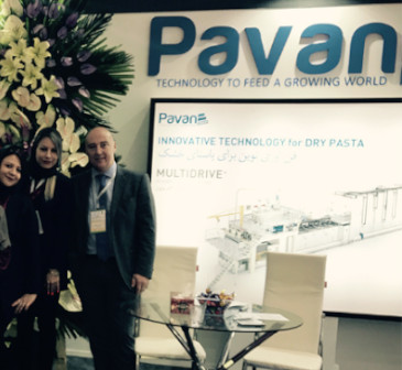 Pavan Group: process & technology solutions for the food industry