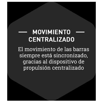 Movimiento centralizado